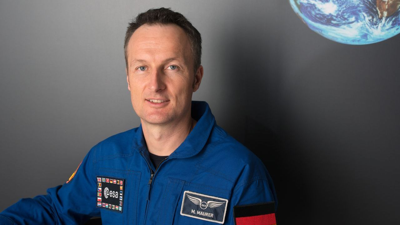 ESA astronaut Matthias Maurer on sea survival training in China and flying to the Chinese Space Station