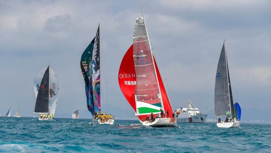 Chinese athletes prepare for Talisker Whisky Atlantic Challenge 2017