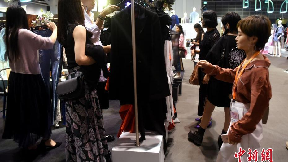 Prominent fashion designers from all over the world showcased their latest collections at Asia's major fashion fair, CENTRESTAGE, in Hong Kong last week.