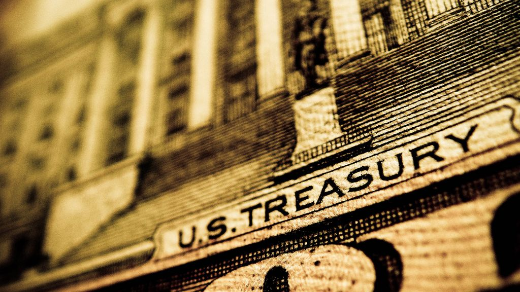 Image result for US Treasuries