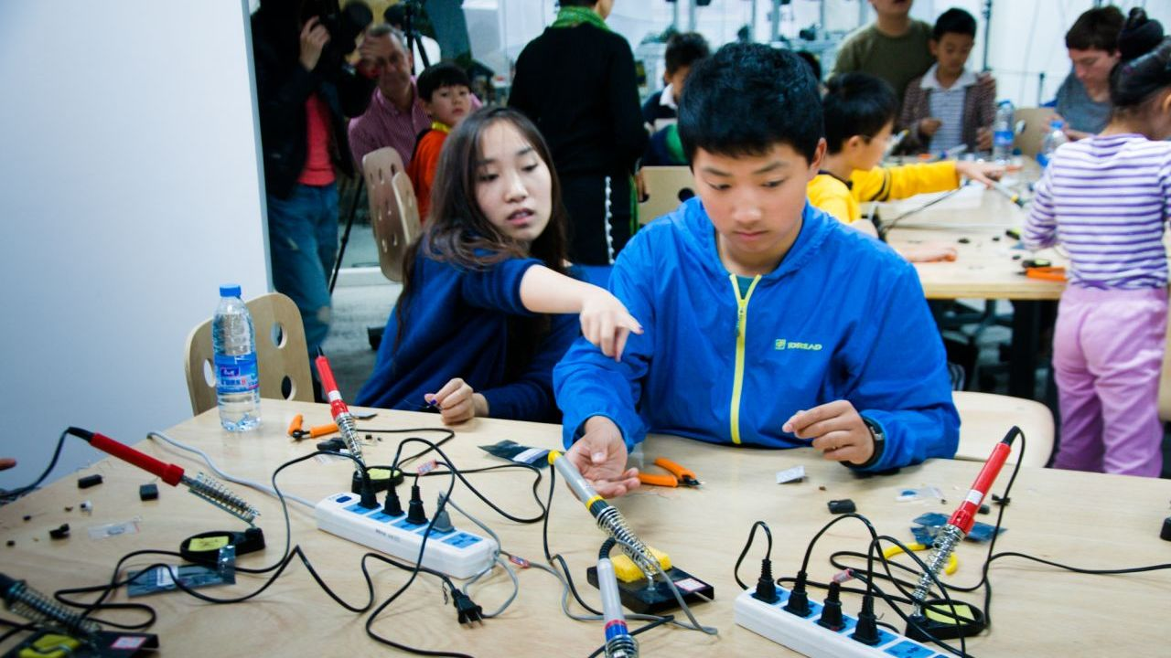 China has most incubators, makerspaces in the world
