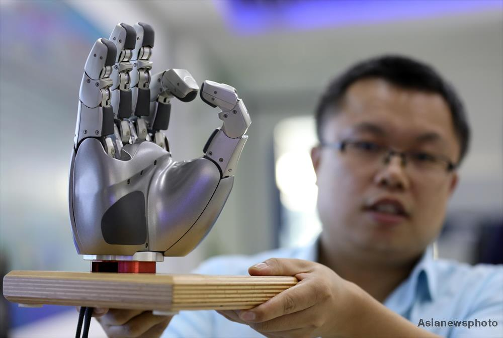 China's robot revolution may affect developing countries, says World Bank
