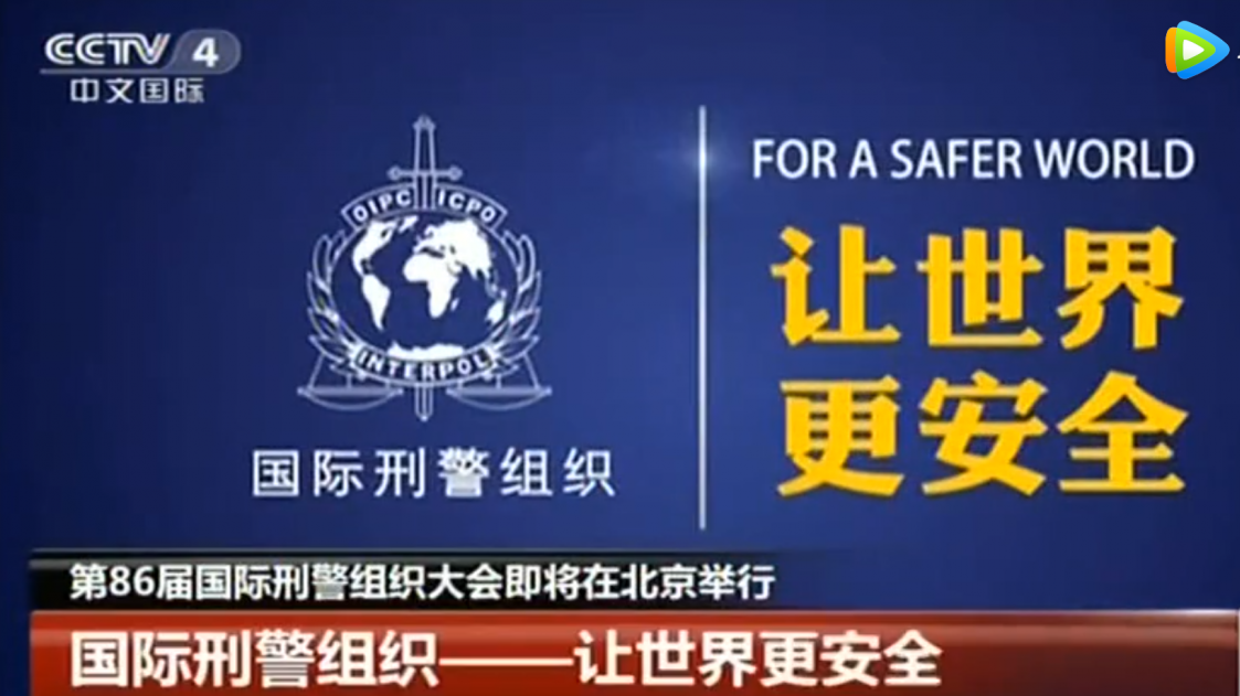 Xi Jinping: China will support Interpol in key areas
