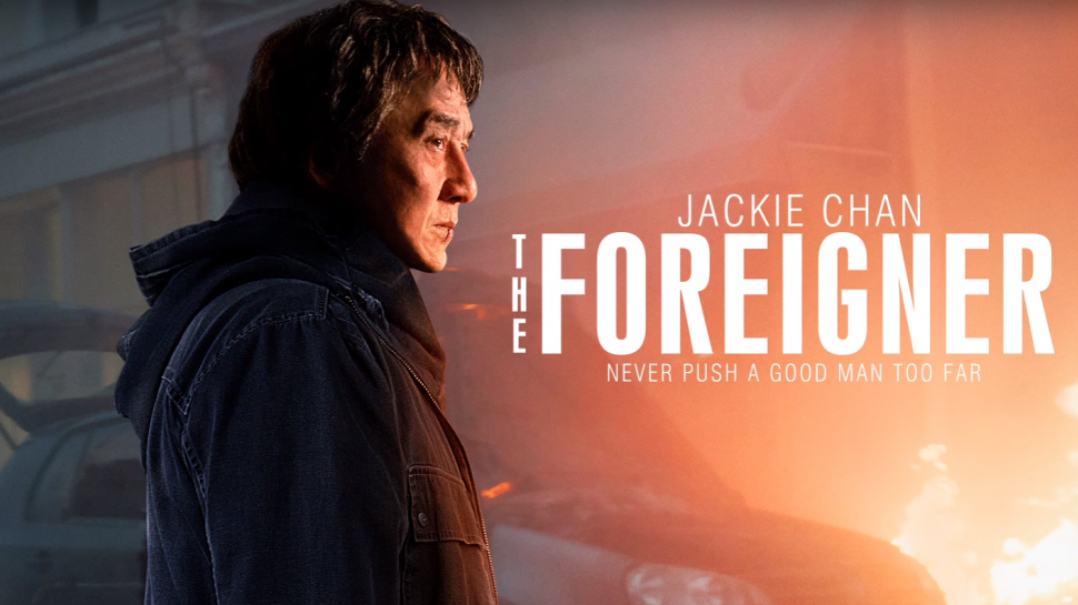 The Foreigner with Jac...