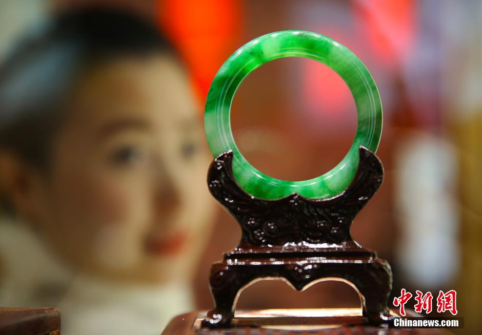 To the Chinese, jade was as important as gold or diamonds were to Western people.