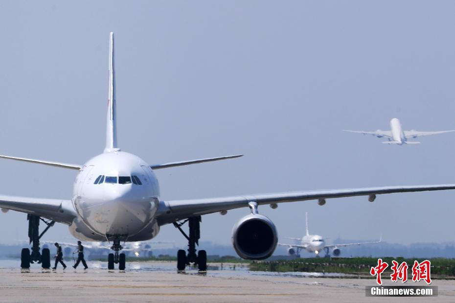 China signs aviation pacts with 62 Belt and Road countries