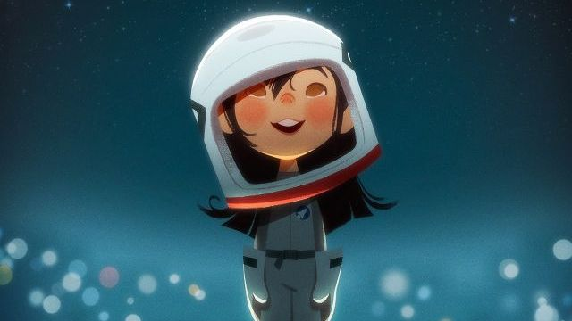 Award-winning One Small Step short film shared online by US-China animation studio