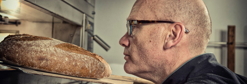Uffe Gertz is a fifth-generation baker from Nyborg. Now, he is expanding the family business to China.