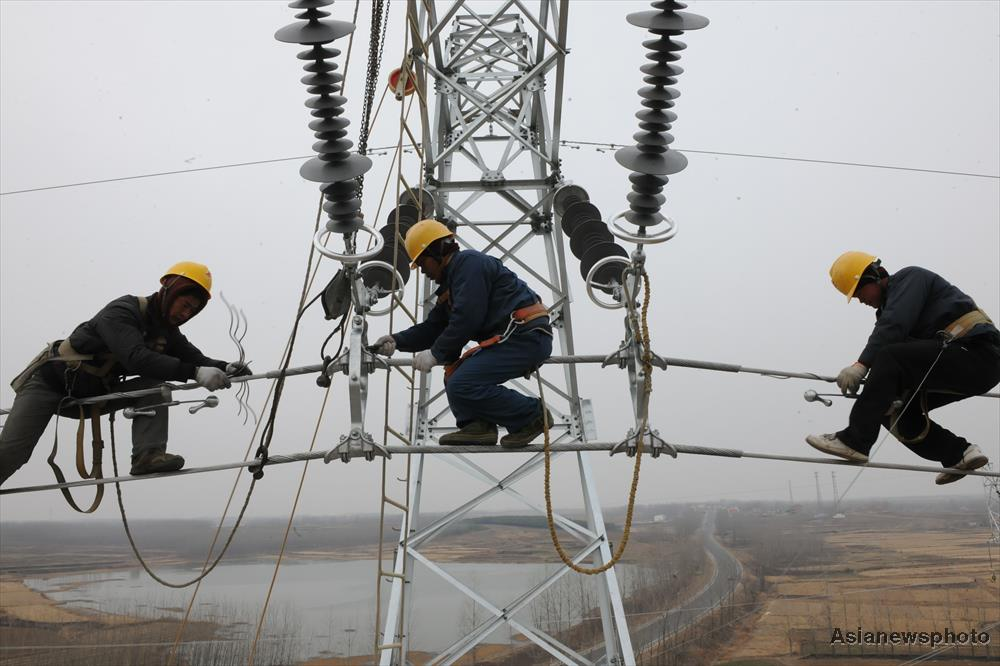 China's power firms sign $91.2bn worth of Belt and Road contracts