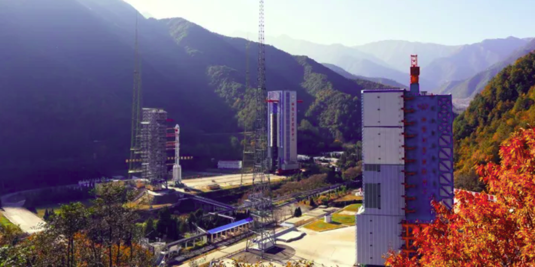 Preparations for the November 2017 launch of the Beidou-3 M1 and M2 satellites via Long March 3B from Xichang, Sichuan Province.
