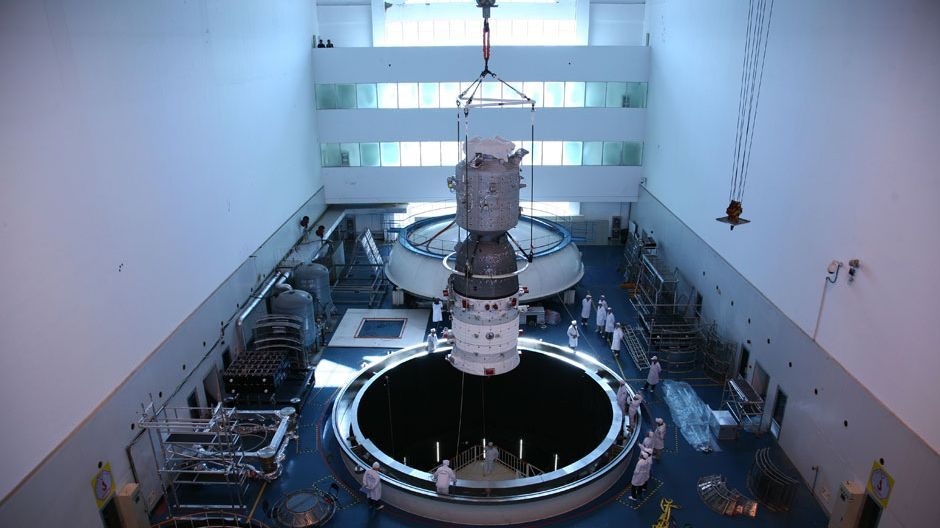 Shenzhou-12: China preparing upgrades for first human spaceflight mission to space station