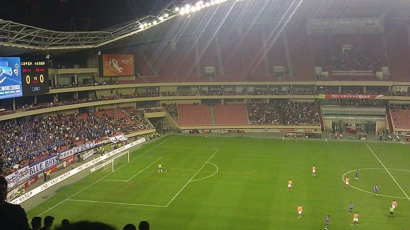 Local rivals Shenhua and SIPG prepare for Chinese FA Cup final derby