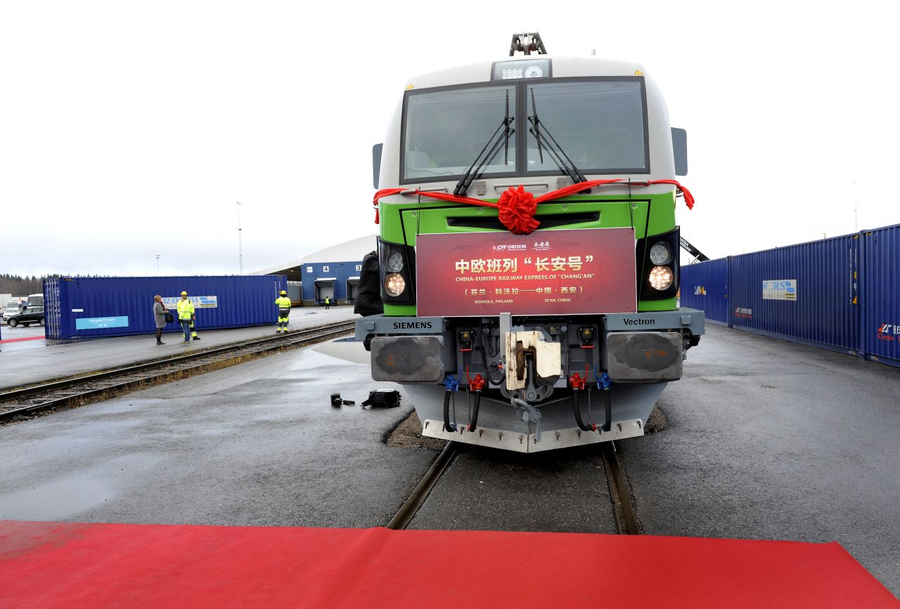 China-Europe rail cargo grows dramatically but challenges remain