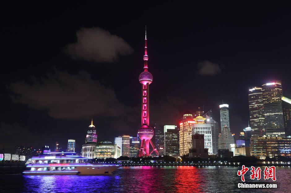 Shanghai named China's most competitive city