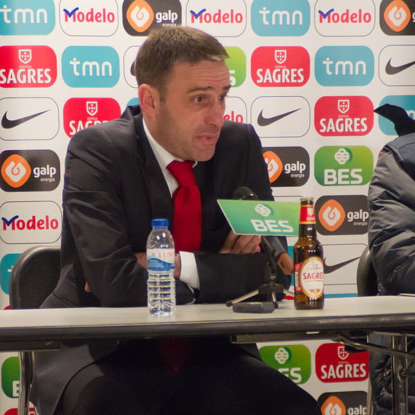 Paulo Bento takes over at Chongqing, having previously managed the Portuguese national team.