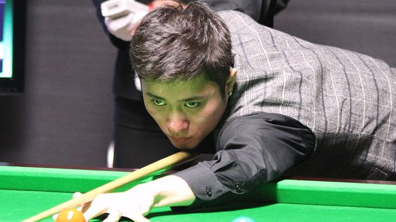 Chinese player Cao Yupeng loses Scottish Open snooker final