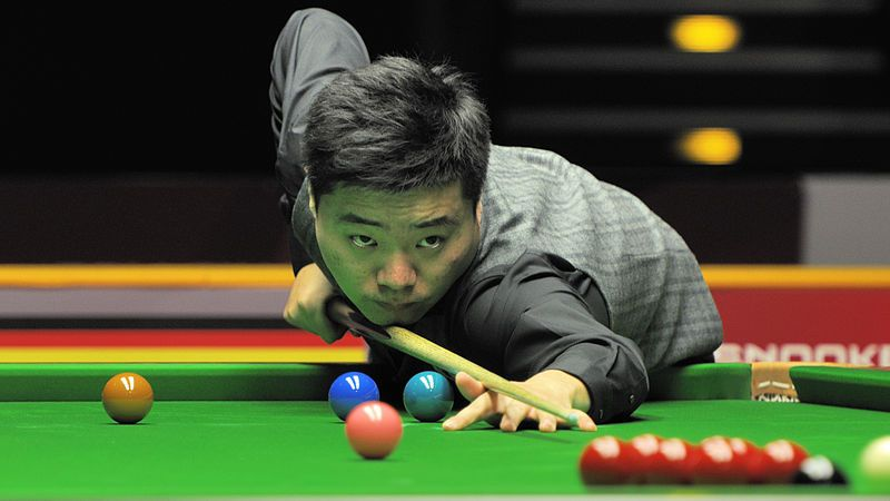 Chinese players out of Masters snooker event