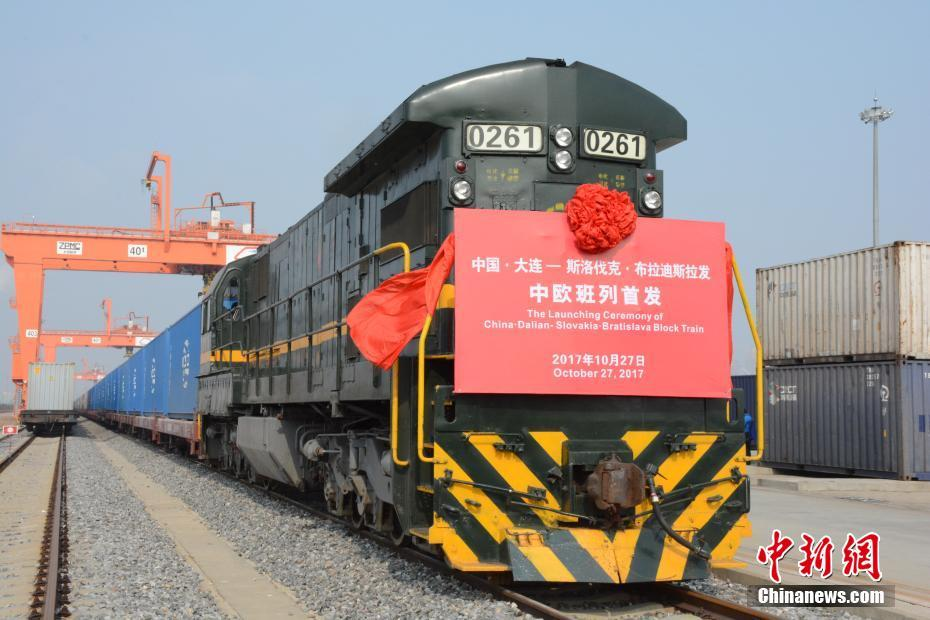 China-Europe freight trains to make more than 6,000 journeys in 2018