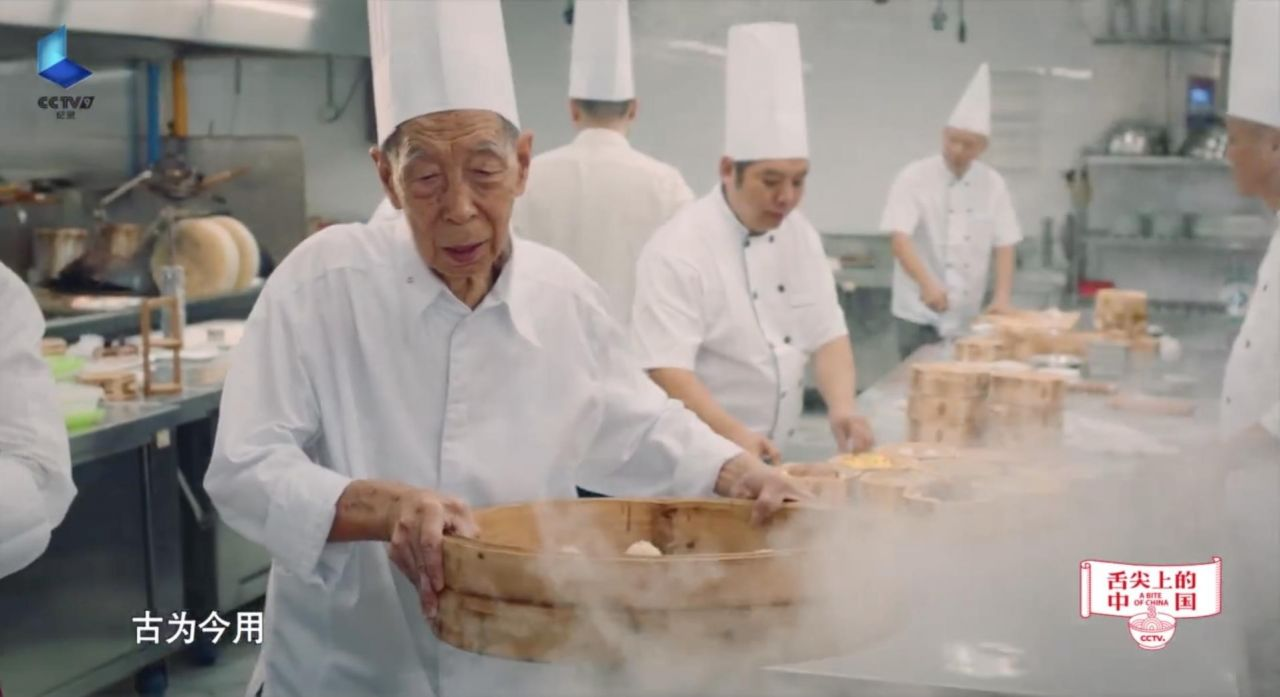 Chinese TV audiences tune in for third helping of hit food series