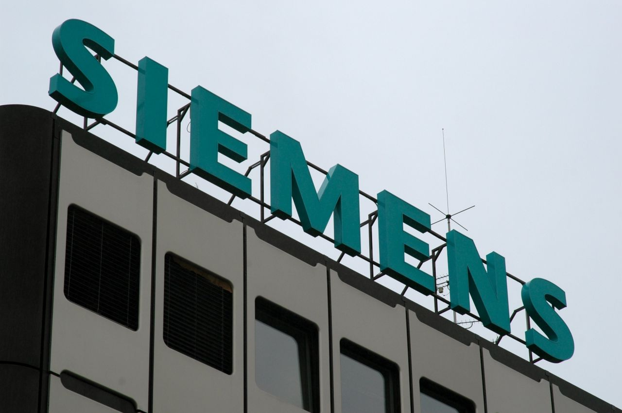 Germany's Siemens signs Belt and Road deals with Chinese firms