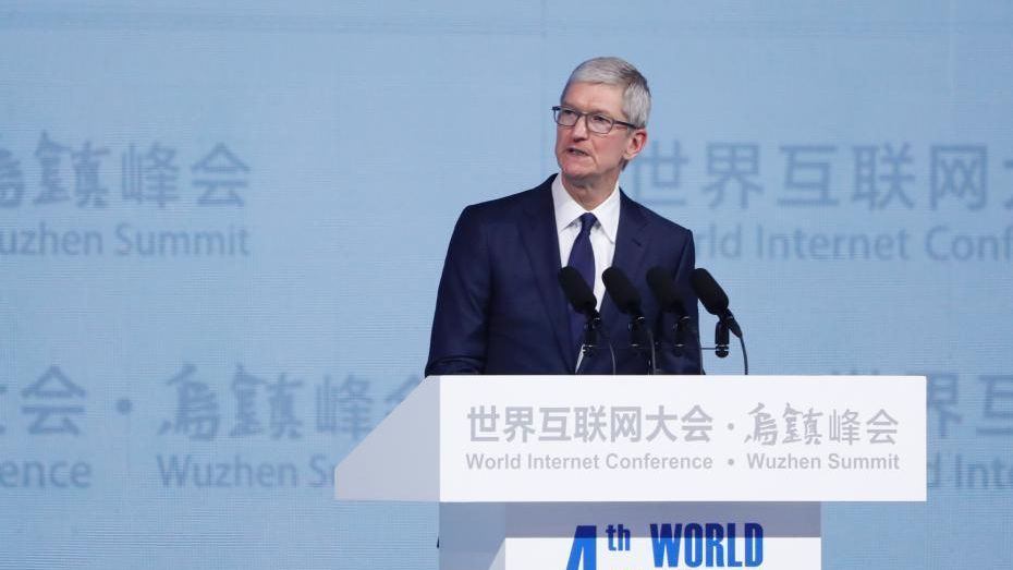 Apple, Google, IBM CEOs to visit China for major business forum