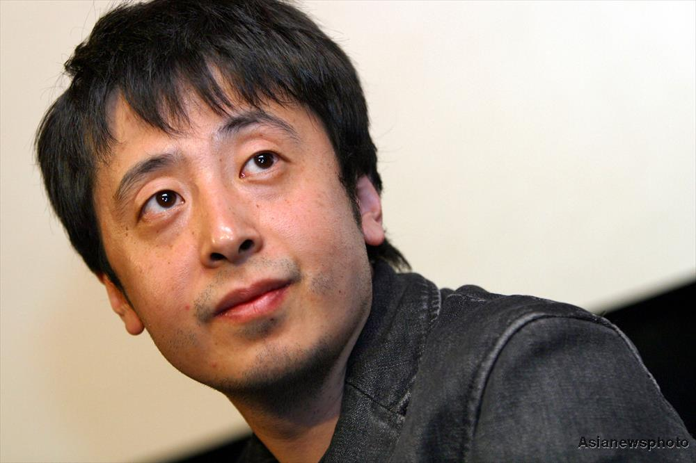 Jia Zhangke, a Chinese film director.