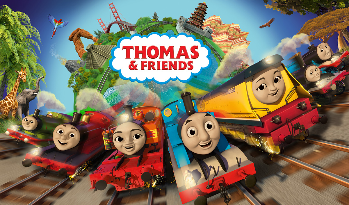 Thomas the Tank Engine heads to China in new film | gbtimes com