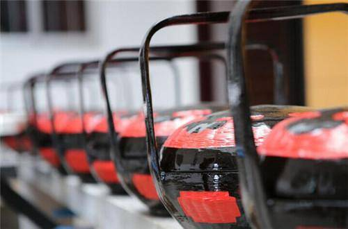 china fujian province black red lacquer boxes perspective