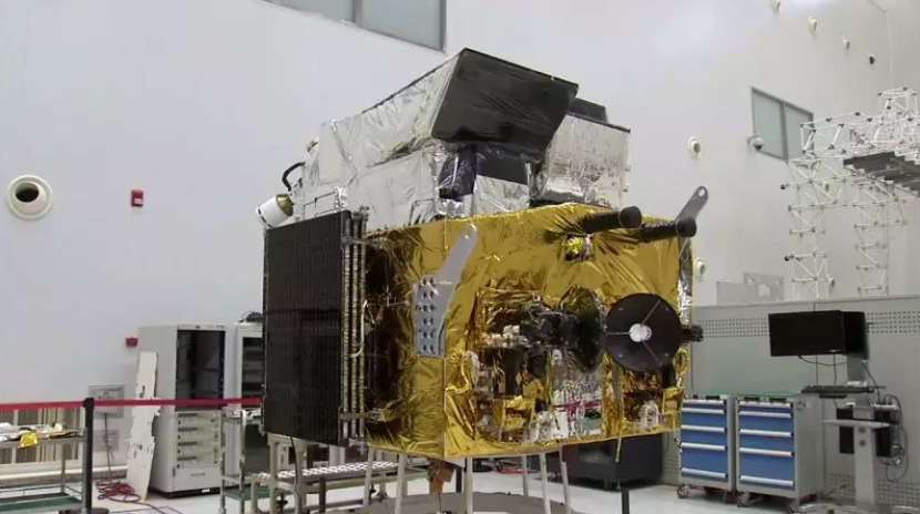 The Gaofen-6 Earth observation satellite, developed by the China Academy of Space Technology.