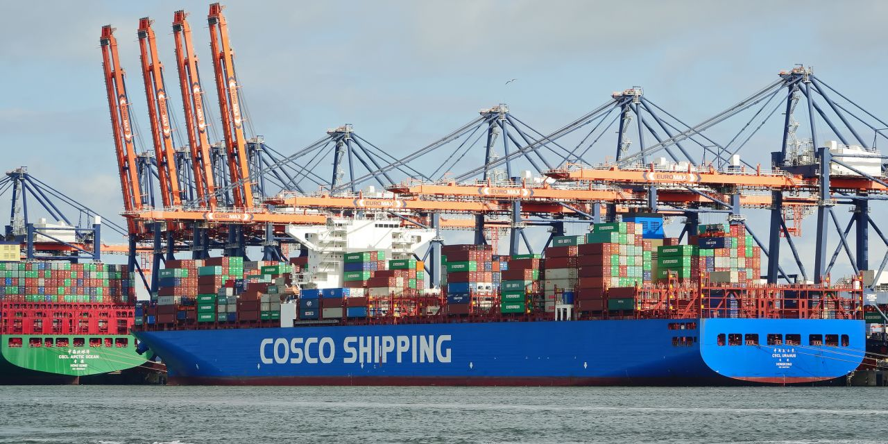 China's Cosco to step up Arctic shipping this summer