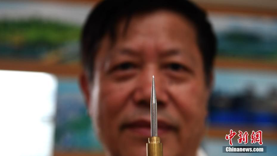 Micro-carving masterpieces showcase in SW China