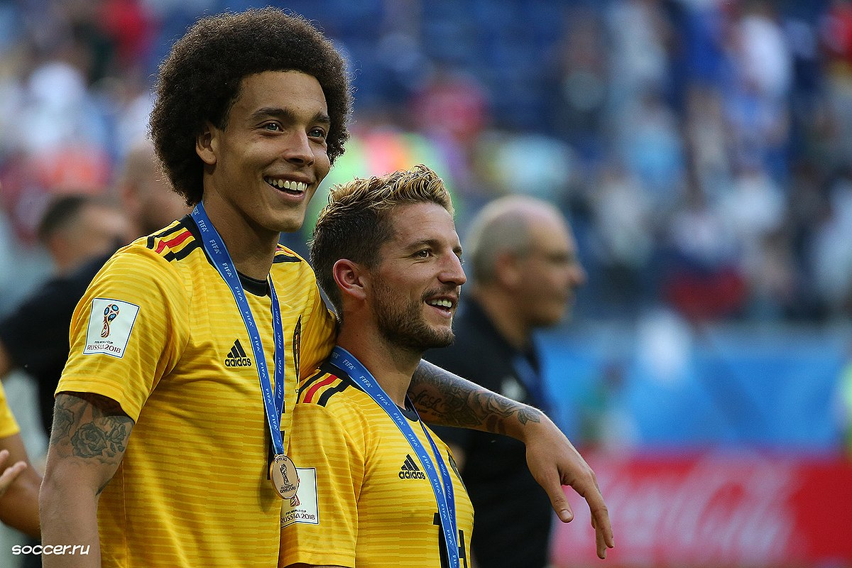 Axel Witsel became the latest high-profile player to the leave the CSL, as his form for Belgium at the FIFA World Cup earned him a move to German giants Borussia Dortmund.