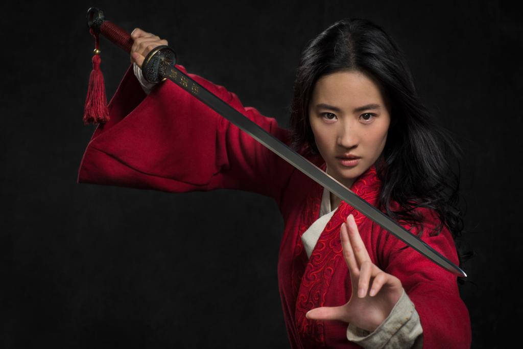 Disney reveals first pictures of live-action Mulan remake