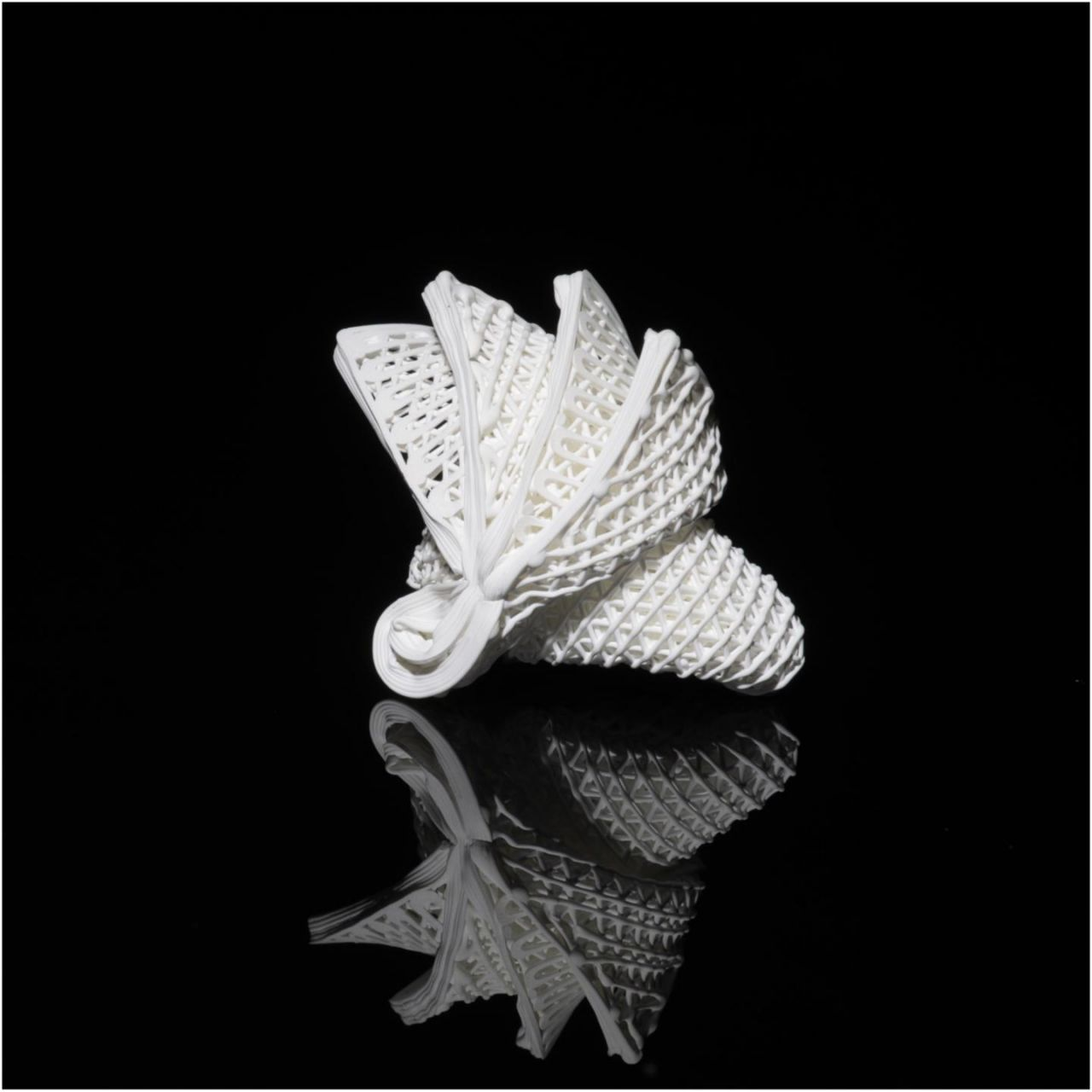 Hong Kong researchers develop world's first 4D printing for ceramics.