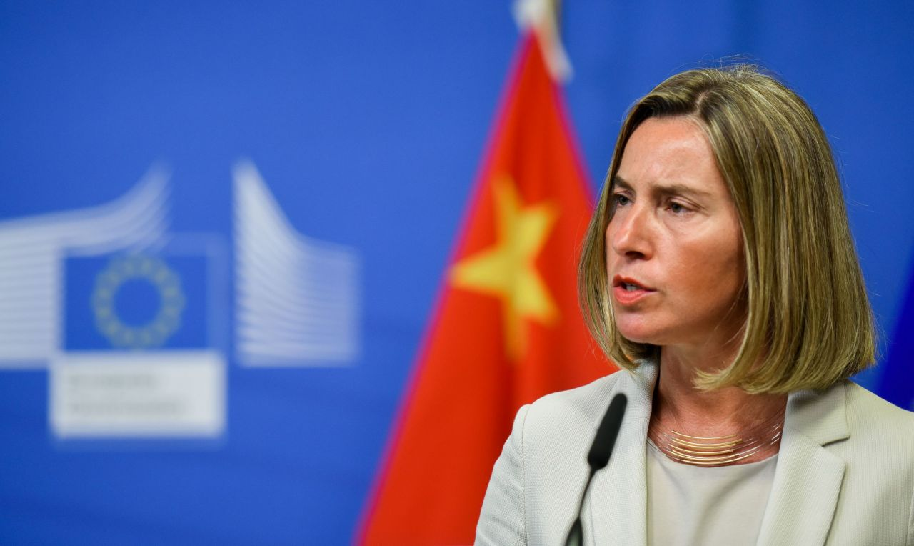 China welcomes EU's infrastructure push in Asia