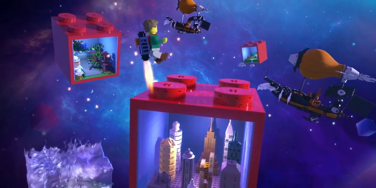 Lego and Tencent reveal new mobile game for China