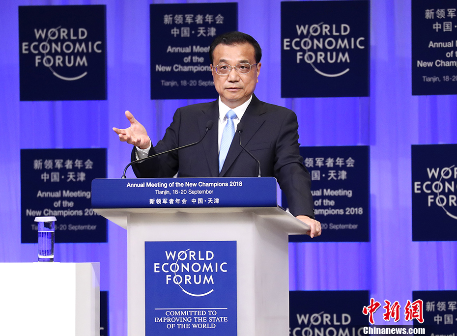 China to stay a developing country for a long period, says Premier Li