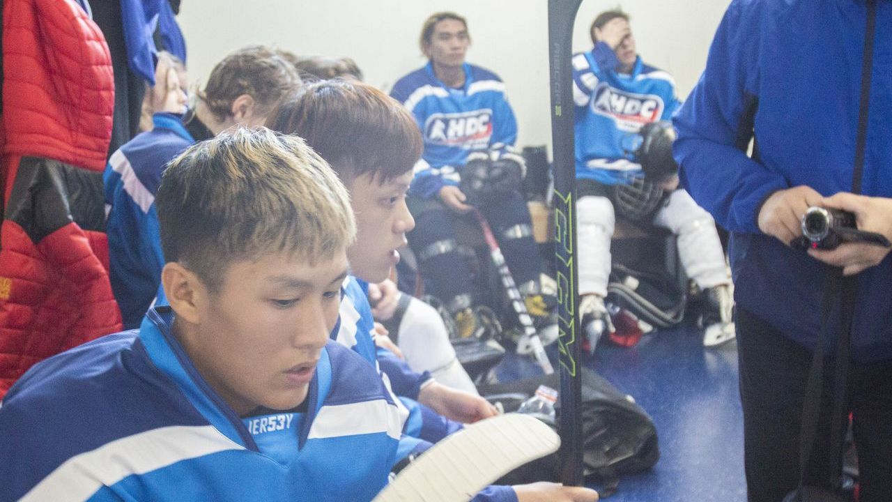 HDC's Chinese players.