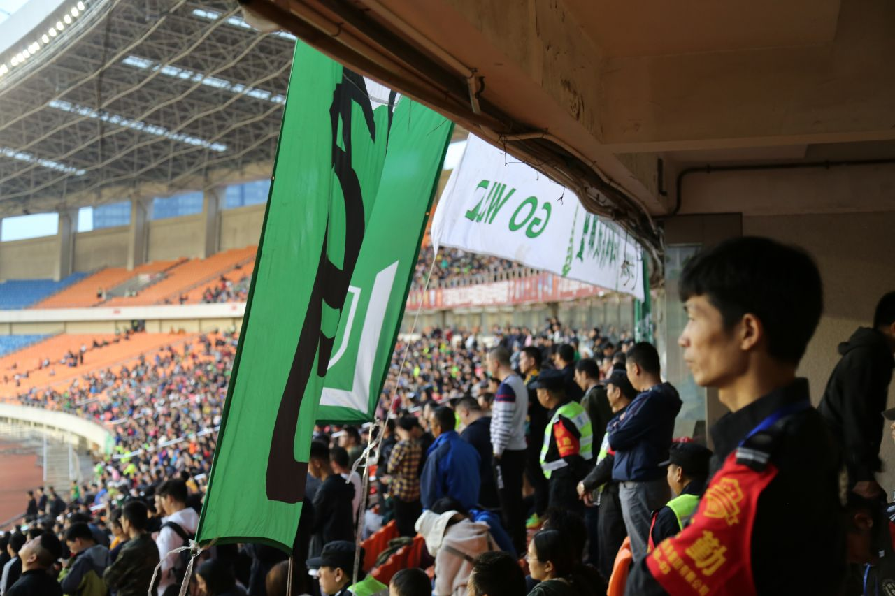 A season in review: The Chinese Super League's changing of the guard