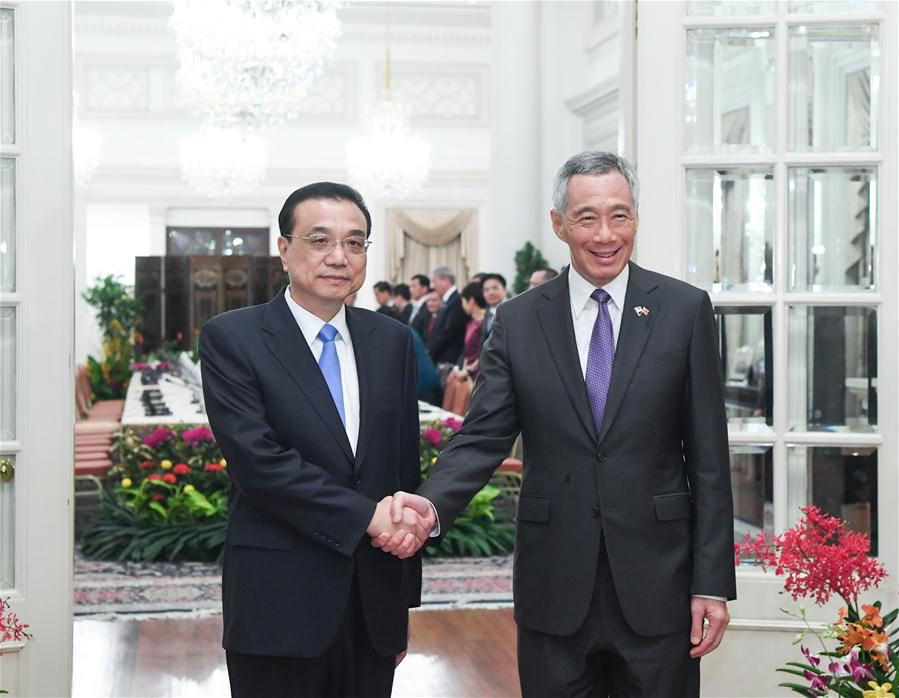 China and Singapore sign upgraded free trade agreement