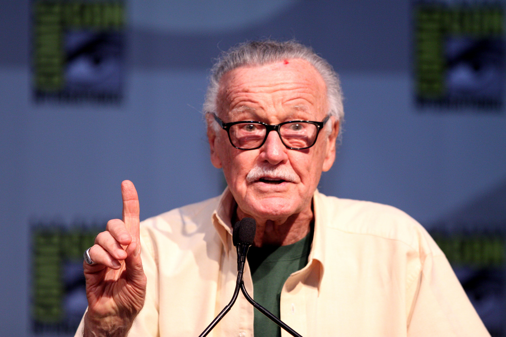 Chinese celebrities and fans mourn Stan Lee's death