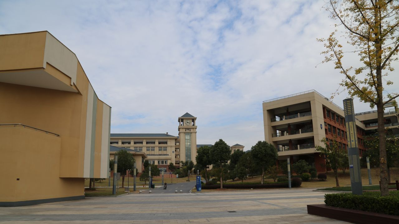 Part of the general education campus.