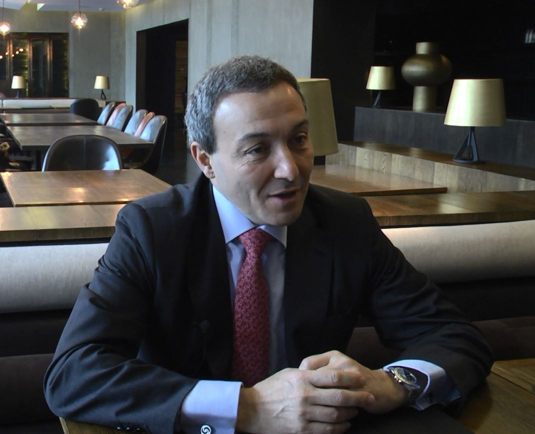 Aeroporti di Roma's CEO Ugo de Carolis talks to gbtimes.com about Rome Airport's latest innovations to make life easier for Chinese passengers.