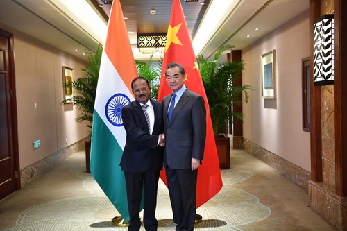 China and India reach consensus on border issues.