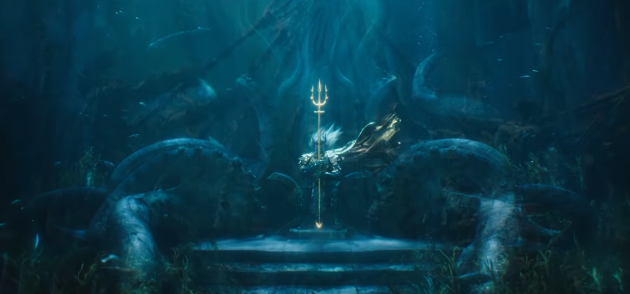 Aquaman makes a splash at the Chinese box office