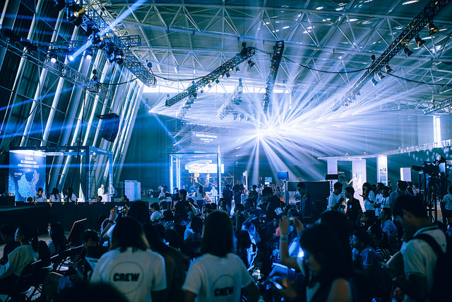Held in September, Slush Shanghai 2018 had nearly 12,000 participants and focused on 'Smart City, Future Travel, Blockchain, Internet of Things, and Medical Technology'.