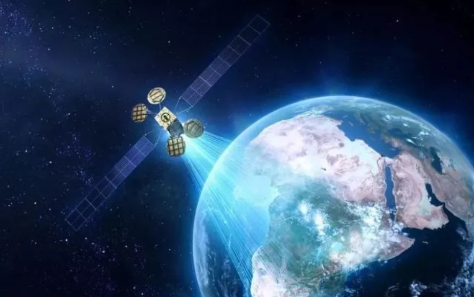 A render of the Hongyun-1 satellite.