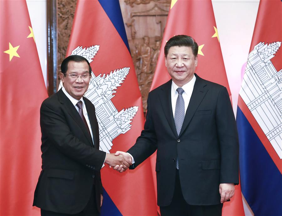 China ready to take relations with Cambodia to a new high