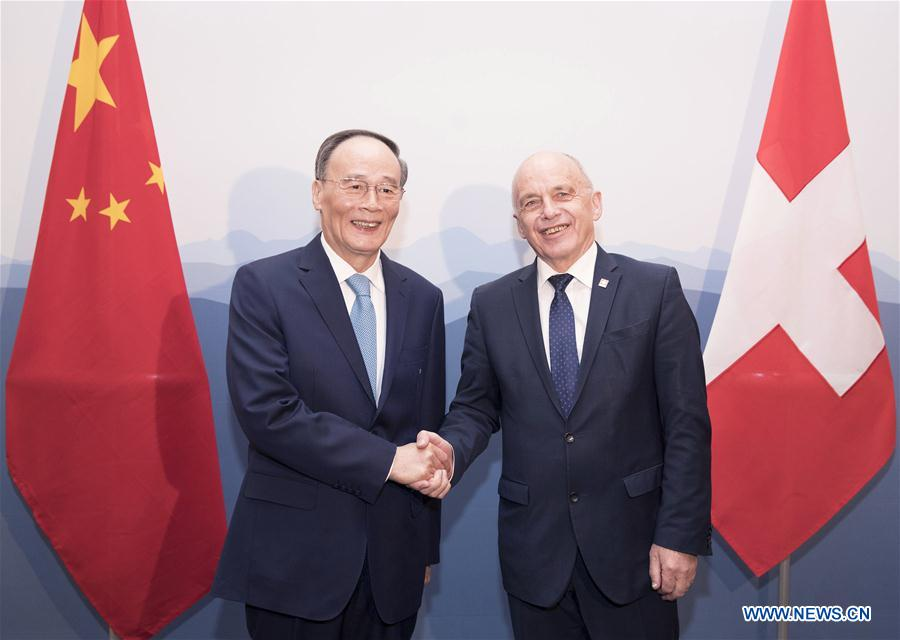 Swiss innovation a focus for Chinese bilateral cooperation