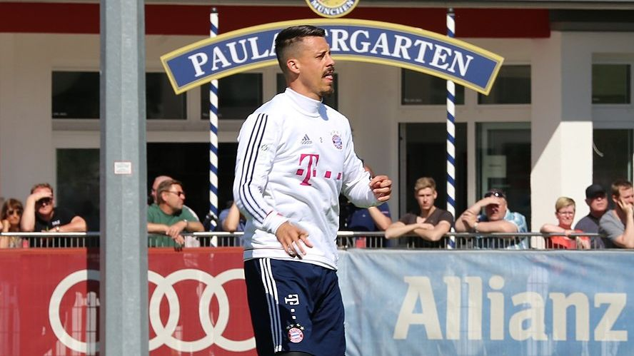 Sandro Wagner leaves Bayern Munich for Chinese Super League